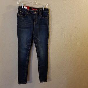 Jennifer Lopez New Womens Skinny Blue Jean's 6
